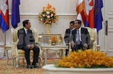 Delegación de alto nivel del Partido Comunista de Vietnam visita Camboya