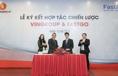 Empresa vietnamita VinFast se incorpora a servicio digital de transporte