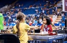 Ganan estudiantes vietnamitas medallas en Campeonato Mundial de Ajedrez