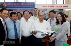 Orienta primer ministro vietnamita impulsar desarrollo del Centro del país