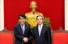 Pide Vietnam asistencia de la OIT para perfeccionamiento de sistema legal en materia laboral