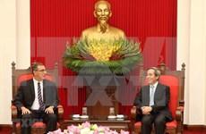 Vietnam aboga por respaldo continuo de FMI en cuestiones técnicas