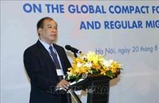 Ratifica Vietnam su compromiso de combatir la migración ilegal