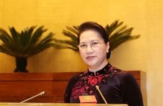 Presidenta del Parlamento de Vietnam asistirá a AIPA 40 y visitará Tailandia