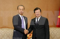 Reafirman en Vietnam importancia de la cooperación con empresas japonesas