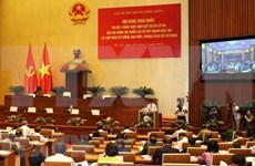Comparten en Vietnam destacados modelos en movimiento de seguir ejemplo del Presidente  Ho Chi Minh