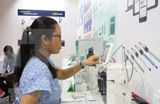 Efectuarán importante feria de la industria médico-farmacéutica en Ciudad Ho Chi Minh