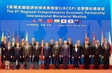 Avanzan países de Asia-Pacífico con las negociaciones de RCEP