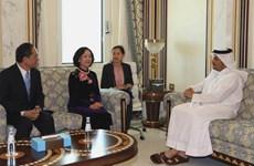 Califican líderes de Qatar a Vietnam como socio importante