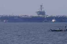 Realizarán países de la ASEAN y EE.UU. ejercicio naval conjunto