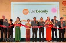 Inauguran la mayor exposición cosmética de Vietnam