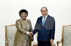 Califican a Sudáfrica como socio importante de Vietnam en África