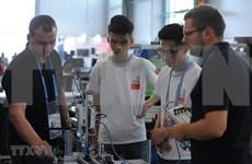 Compite Vietnam en XLV Torneo Internacional de Habilidades en Rusia