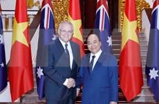Emiten Vietnam y Australia declaración conjunta