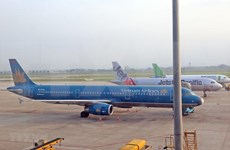 Ofrecen aerolíneas de Vietnam 242 mil asientos adicionales durante vacaciones por Día Nacional