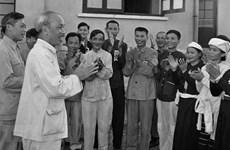 Resaltan en exposición valor del Testamento del Presidente Ho Chi Minh