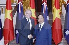 Concluye Premier de Australia visita oficial a Vietnam