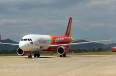 Aerolínea vietnamita Vietjet suspende vuelos a Taiwán por tormenta Bailu