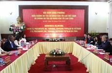 Aspira Cuba a intercambiar experiencias judiciales con Vietnam