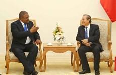 Fortalecen Vietnam y Cuba lazos de hermandad