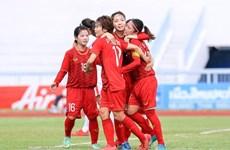 Avanza Vietnam a la final del Campeonato de Fútbol femenino del Sudeste Asiático 2019