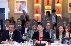 Aprueban candidatura de líder legislativa vietnamita para asumir vicepresidencia de la AIPA