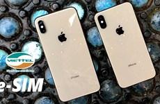 Apple reconoce a Viettel como compañía de servicio eSIM en Vietnam