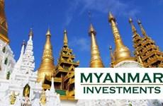 Myanmar atrae 3,5 mil millones de dólares de IED en 10 meses