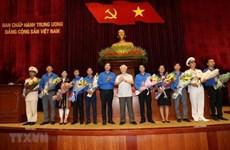 Máximo dirigente partidista y estatal de Vietnam exhorta a seguir ejemplo del Tío Ho