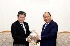 Premier vietnamita recibe al secretario general de ASEAN