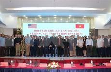 Revisan en Vietnam eficacia de métodos de investigación sobre bombas de racimo