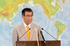 Canciller japonés aboga por respetar las leyes en el Mar del Este