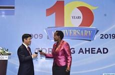 Conmemoran Vietnam y Botsuana X aniversario del establecimiento de las relaciones diplomáticas