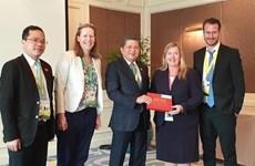 Delegación parlamentaria de Noruega asistirá a AIPA 41 en Vietnam