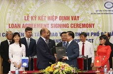 Otorga OFID préstamo para proyecto de infraestructura de transporte en Da Nang