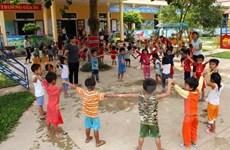 Intensifica Vietnam protección de derechos de infancia en zonas urbanas