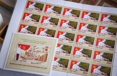 Emite Vietnam sellos para conmemorar aniversario 50 del testamento del Tío Ho