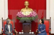 Reitera la OIT compromiso de asistir a Vietnam para la mejora de políticas laborales