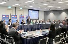 Ciudad Ho Chi Minh presenta a empresas singapurenses sus potencialidades de inversión