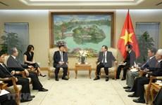 Dirigente vietnamita reitera disposición de impulsar lazos con provincia china de Guangdong
