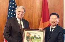 Auditorías de Vietnam y Estados Unidos exploran áreas para ampliar lazos bilaterales