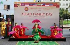 Efectúan Día de la Familia de la ASEAN en República Checa
