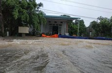 Dona la Unión Europea 100 mil euros para víctimas de tormentas en Vietnam
