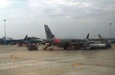 Suspenden aerolíneas vietnamitas vuelos en varias rutas nacionales por tormenta Podul