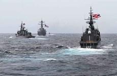 Participará Myanmar en ejercicios navales ASEAN-EE.UU.