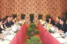 Impulsan cooperación entre localidades de Vietnam y China