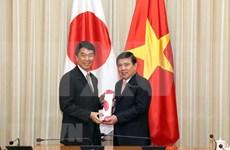 Ciudad Ho Chi Minh fortalece cooperación con prefectura japonesa de Miyaki
