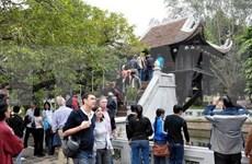 Mantiene tendencia creciente el turismo en Hanoi