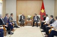 Aspira Vietnam recibir asistencia alemana para proyectos de energía renovable