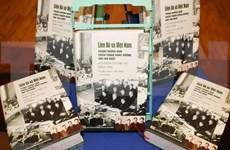 Presentan libro sobre la ayuda de la URSS a Vietnam durante la guerra en Indochina